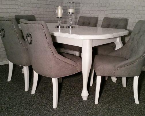 Krzesło BARI z kołatką