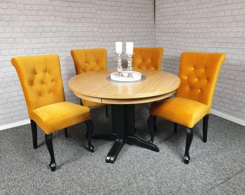 Krzesło PORTO  z kołatką