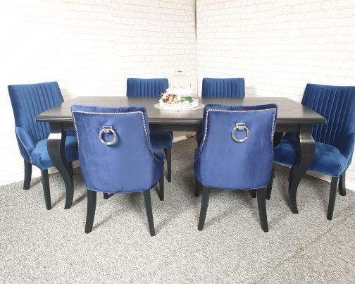 Krzesło BARI MODERN z kołatką