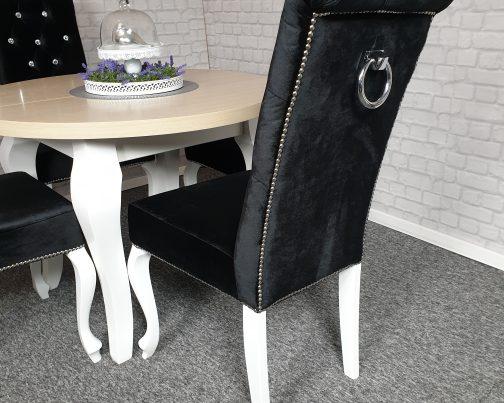 Krzesło VALENCIA z kołatką