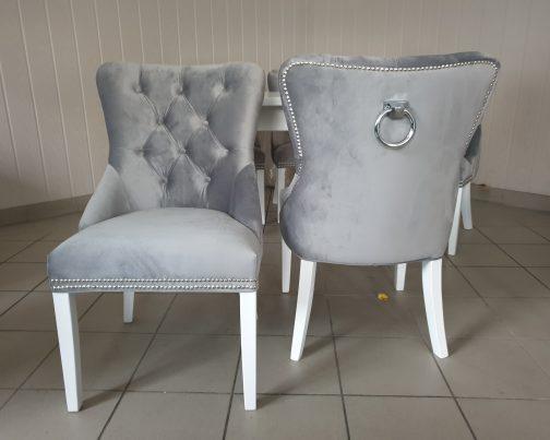 Krzesło MONACO DELUXE z kołatką