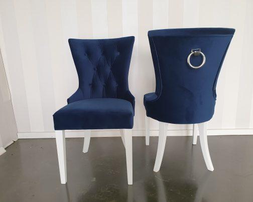 Krzesło DUBAI z kołatką